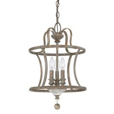 You'll love the Amelia 3-Light Pendant Light at Joss & Main - With Great Deals on all products and Free Shipping on most stuff, even the big stuff.