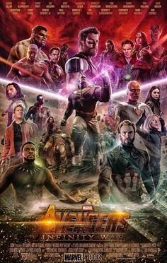 Marvel's, Avengers 3 - Infinity War