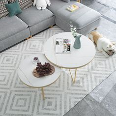 round metal coffee table Tv Stand And Coffee Table, Metal, Furniture, Home Decor, Decoration Home, Room Decor, Metals, Home Furnishings, Home Interior Design