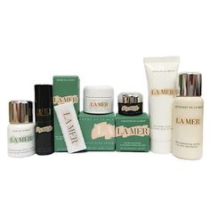Buy Lamer Set Cream Regenerating Eye Concentrate Lotion Body Cream, Crème De La Mer Regenerating Serum Whitening Lotion Intense Eye Concentrate Cleansing Lotion Body Crème Oils - ✓ FREE DELIVERY possible on eligible purchases Gift Sets For Her, Gift Sets For Women, Cosmetic Packaging, Powder Puff, Body Lotion, Whitening, Cosmetics, Eye Creams, Package Design