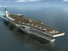 USS Enterprise (Recommissioned) December 01, 2012