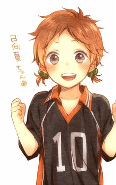 Hinata's sister is literally the cutest thing!
