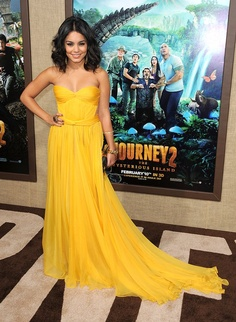 maria lucia hohan... and i can't help but think vanessa hudgens is adorable...