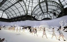 the chanel house, my favorite building