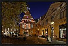 Essen Werden town square