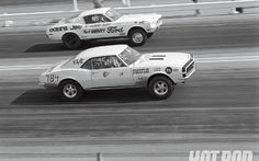 2008 Cobra Jet Mustang - Ford's Factory Race Cars Bow At Pomona - Hot Rod Magazine Chevy Vs Ford, 68 Ford Mustang, Mustang Cobra Jet, 1967 Camaro, Vintage Mustang, Drag Cars, Car Photos, Drag Racing, Vintage Cars