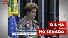 Dilma: golpe, se confirmado, resultará em um governo usurpador