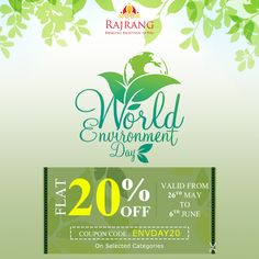 Environment speech for 1 minute speech on environment day our celebrate this environmentday with rajrang flat 20 off on a wide range of fandeluxe Image collections