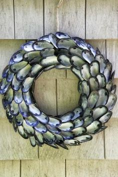 6 Summer Wreaths to Dress Up Your Door | Freshen your home's façade with any of these seasonal wreaths (some you can buy; others are DIY).