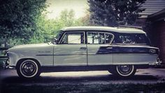 1955 Rambler Cross Country Station Wagon