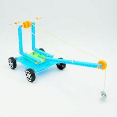 >> Click to Buy << Plastic Crane Model Building Kit Block DIY Science Puzzle Toy for Montessori Educational Children Intelligence Kid Novelty Gag #Affiliate