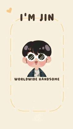 Bts Jin, Bts Taehyung, Bts Memes, Fanart Bts, Bts Wallpaper Lyrics, Jimin Wallpaper, Bts Aesthetic Wallpaper For Phone, Bts Backgrounds, Bts Book