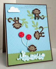 Cute Kids card