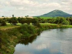 The Wrekin and River Severn