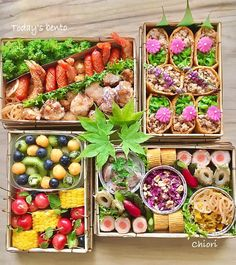Cute Food, A Food, Food And Drink, Party Food Platters, Food Dishes, Bento And Co, Chicken Menu, Japanese Food Art, Food Therapy