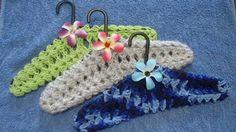 Coat Hanger Cover by Vicki Pye Coat Hanger Cover