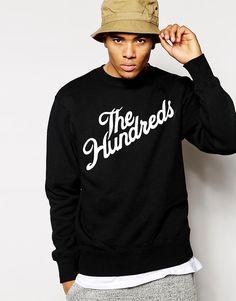 The Hundreds Slant Sweatshirt M