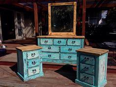 Pine suite done in Oakura teal