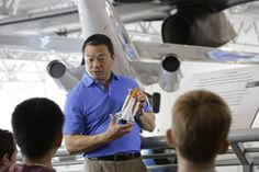 Meet Leroy Chiao, a real-live AAPI astronaut – NIKKEI VIEW: The Asian American Blog Japanese American, Asian American, Astronaut, Pop Culture, About Me Blog, Politics, Meet, Live, Political Books
