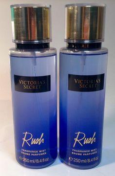 b3d045cfe3 2 Victoria s Secret   Rush VS Fantasies Body Fragrance Mist Spray 8.4 fl oz  EACH