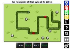 Snake Additions till 10 Clash Of Clans, Snake, Math, Learning, Clash On Clans, Math Resources, Studying, Teaching, Snakes