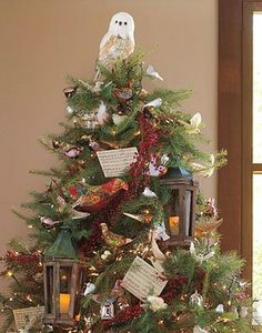 owl tree topper - Google Search