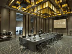 Conrad Beijing Hotel, China - Meeting Room I