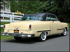 1953 DeSoto Firedome Sportsman Coupe