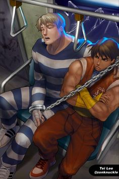 StreetFighterLegacy Anniversary Art Tribute 5 out of 10 image gallery Cody Street Fighter, Street Fighter Legacy, The Way Movie, Otp, Street Fighter Characters, World Of Warriors, Hero World, Street Fights, King Of Fighters