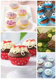 Muffins für den nächsten Kindergeburtstag gesucht? Jetzt auf gofeminin.de http://www.gofeminin.de/kochen-backen/muffins-kindergeburtstag-d60253.html