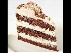 Hungarian Recipes, Hungarian Food, Sweet Life, Vanilla Cake, Tiramisu, Bakery, Ethnic Recipes, Youtube, Dolce Vita