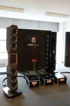 High end audio show Munich 2015 Audiophile