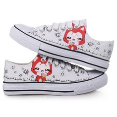 wholesale Painted shoe lovely fashion new style for girls M-D-B1074