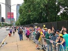 Lo que era como para asistir a los Pokémon de Ir a la primera en el mundo real evento que resultó ser un desastre