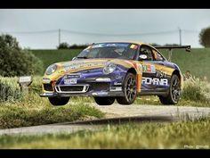 Porsche 911 RGT WRC Rally Car: 997 or 991 GT3 base - Tuthill Porsche