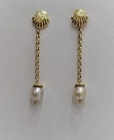 Pearl Jewelry, Persian, Dangle Earrings, Jewellery, Pearls, Natural, Color, Jewels, Persian People
