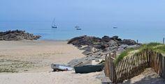 La plage des Sapins #IledYeu #Vendée