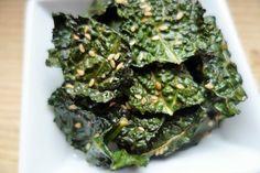 Kale Chips selber machen Medical Medium Anthony William, Making Kale Chips, Dips, Vegan, Cabbage, Food And Drink, Vegetables, Recipes, Simple