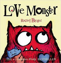 Love Monster: A Preschool Literacy Valentine's Activity