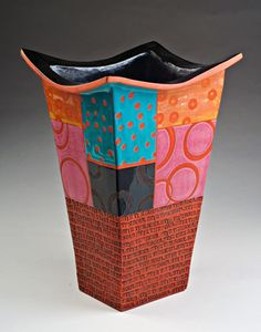 Architectural Vessels - Connie Norman