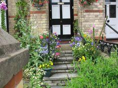Lovely entranceway in Wales