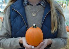 Prep in the Pumpkin Patch