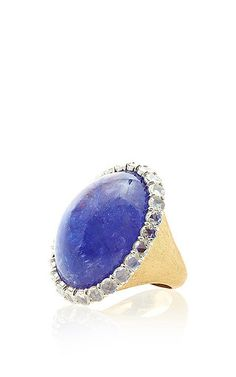 Marco Bicego - Tanzanite and diamond One-of-a-kind Ring