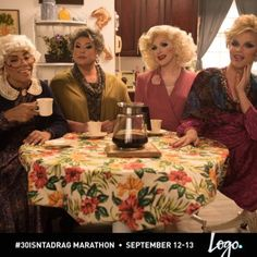 """Logo and Stars of """"RuPaul's Drag Race"""" Celebrate """"The Golden Girls"""" 30 Year Anniversary with 30 Hour Marathon http://www.boom.lgbt/index.php?option=com_content&view=article&id=687%3Alogo-and-stars-of-rupaul-s-drag-race-celebrate-the-golden-girls-30-year-anniversary-with-30-hour-marathon&catid=144%3Aa-e&Itemid=684"""