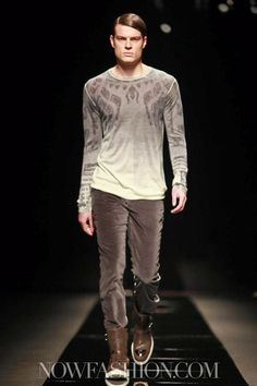 John Richmond Menswear Fall Winter 2013 Milan