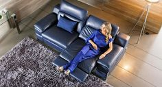 Silvano recliner lounge