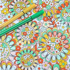 jenean morrison coloring book - Google Search