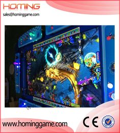 Dragon King Fishing game machine /2016 hot sale fishing game machine(sales@hominggame.com) http://www.hominggame.com/show_Product_en.asp?ID=298