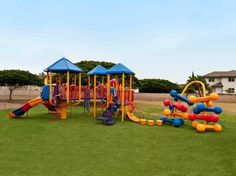 Center Stage playground at Kapolei Elementary in Kapolei, HI. Includes a JAX Web linked to modular structure. Stage Equipment, Commercial Playground Equipment, Play Equipment, Cool Things To Make, Things To Come, Modular Structure, Center Stage, Open Concept, Our Kids