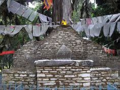 Place where Norbugang Chorten was crowned